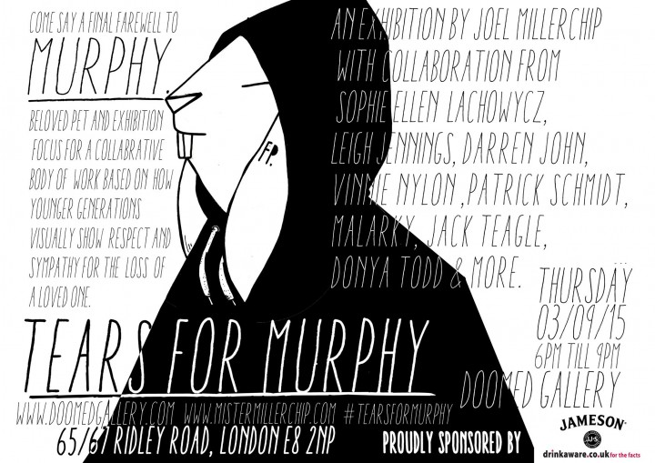 London Show: Tears for Murphy.