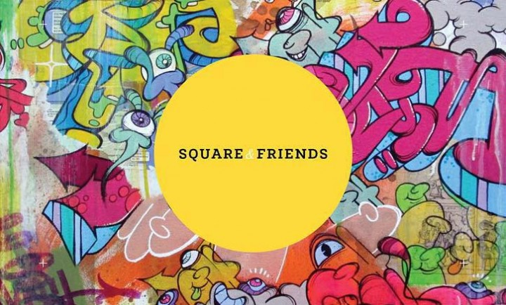 Square & Friends Group Show – Australia