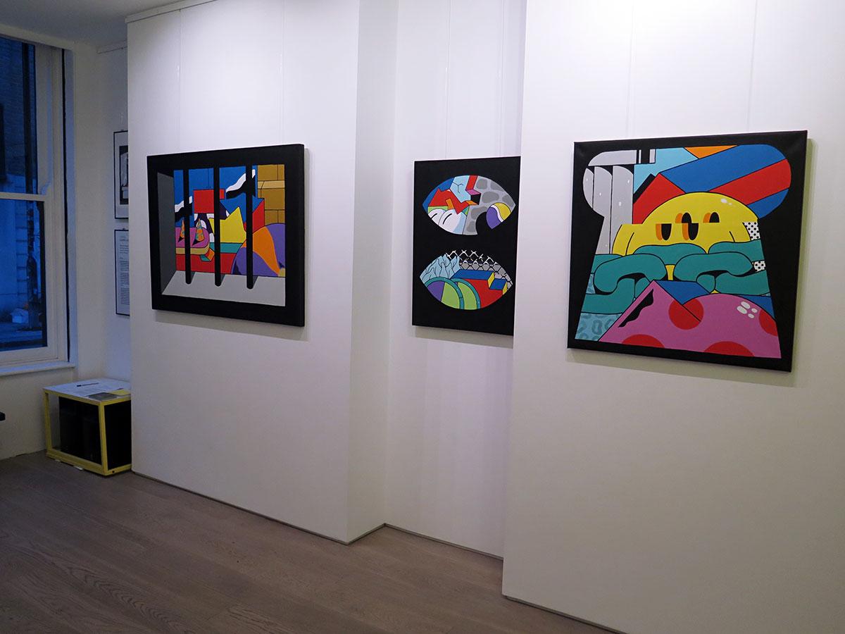 Darren John Portal Painting