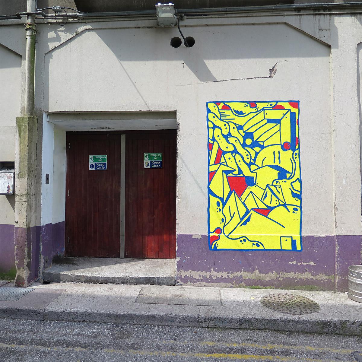Darren John Parallel Painting Cork