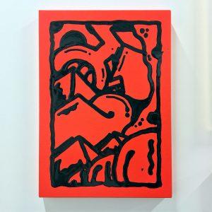 Darren John Parallel Red