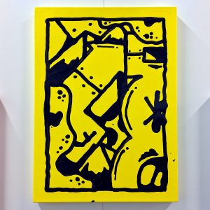 Darren John Parallel Yellow