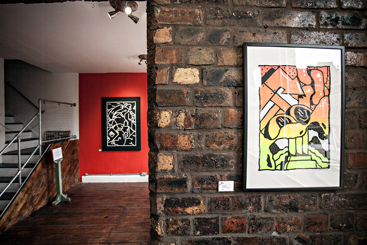 Darren John Exhibition