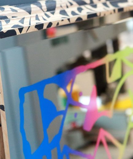 Darren John Web Artwork Mirror