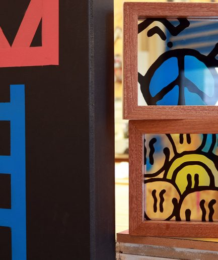 Darren John Artwork mirrors
