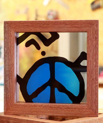 Darren John Peace Mirror