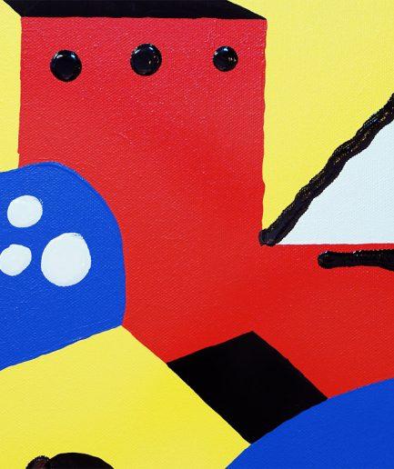 Darren John Parallax Painting 202
