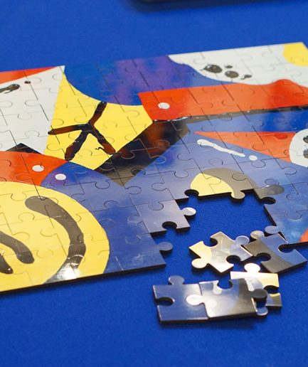 Darren John Parallaz Puzzle
