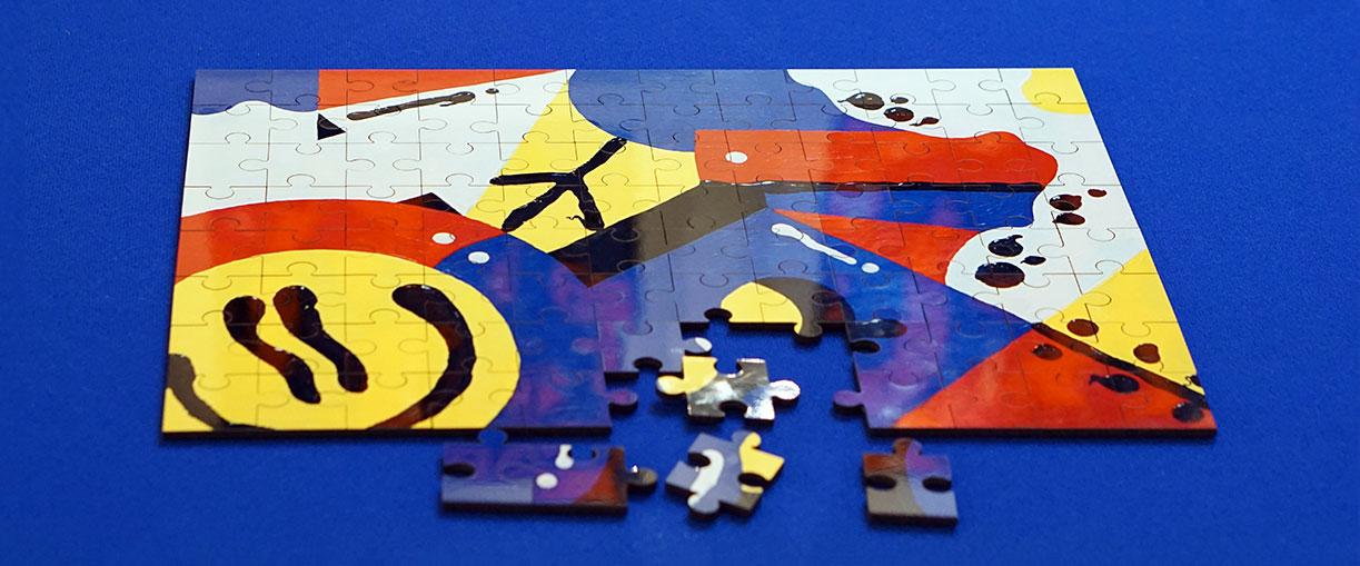 Darren John Parallax Puzzle