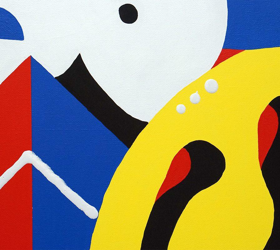 Darren John Parallax Painting 203