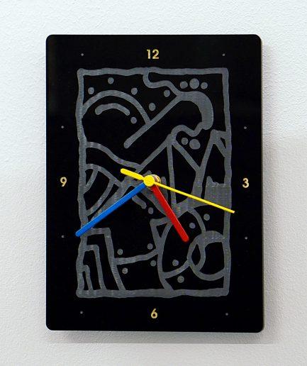 Darren John Artist Clock Edition