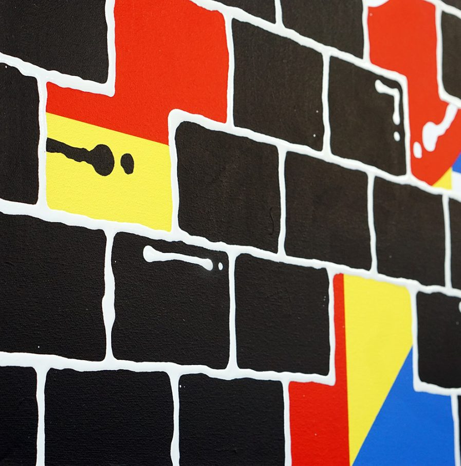 Darren-John-Break-Through-The-Walls-Black-detail