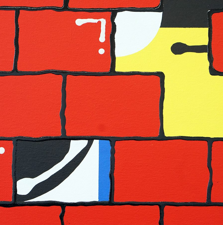 Darren-John-Break-Through-The-Walls-Red-Detail-2
