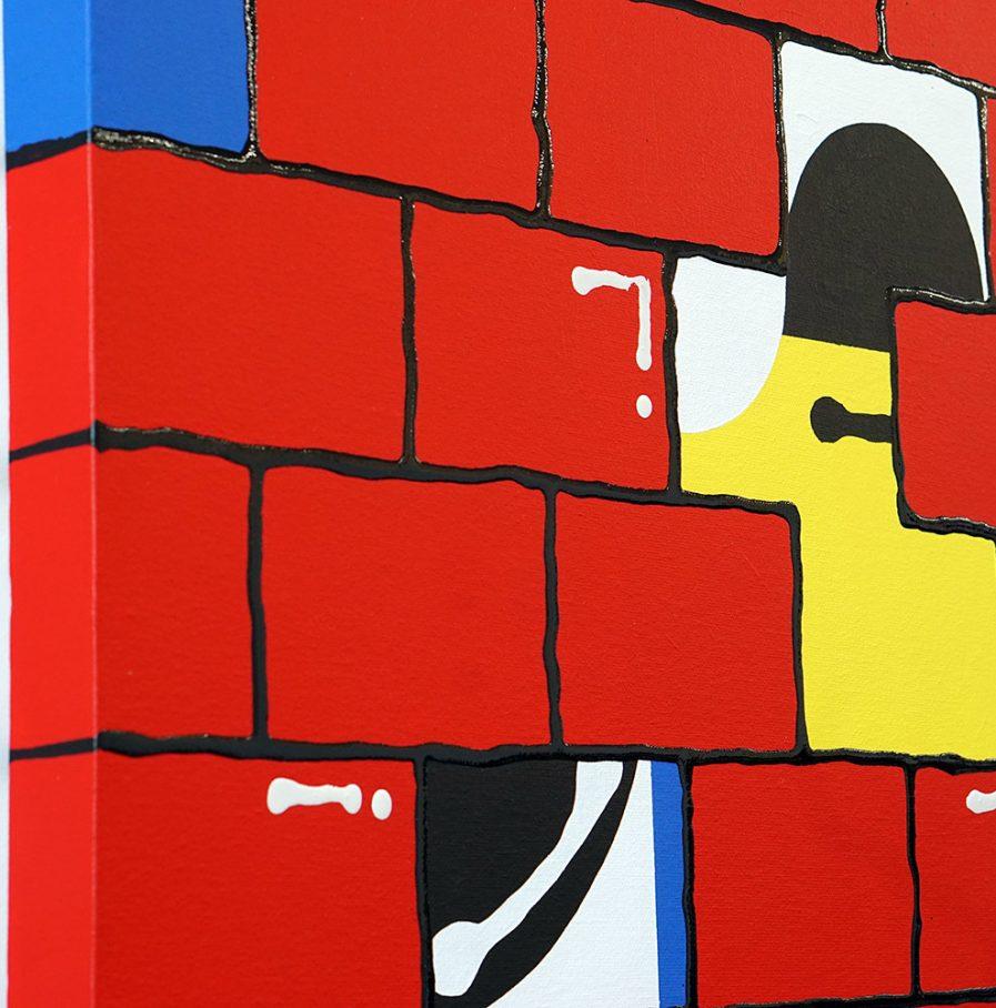 Darren-John-Break-Through-The-Walls-Red-Detail