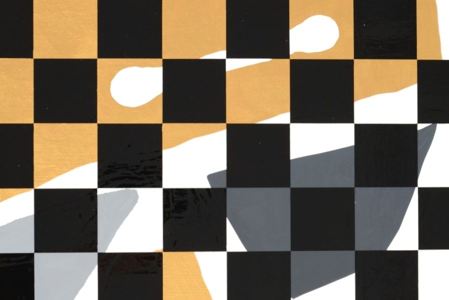 Darren-John-hand-painted-chess-board-close-up
